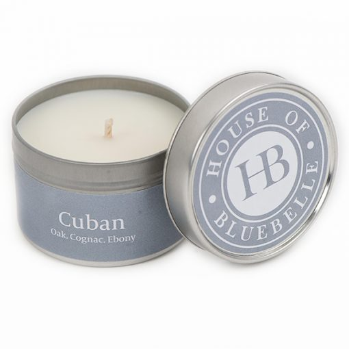 Tin Candles Cuban