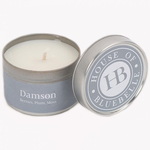 Tin Candles Damson