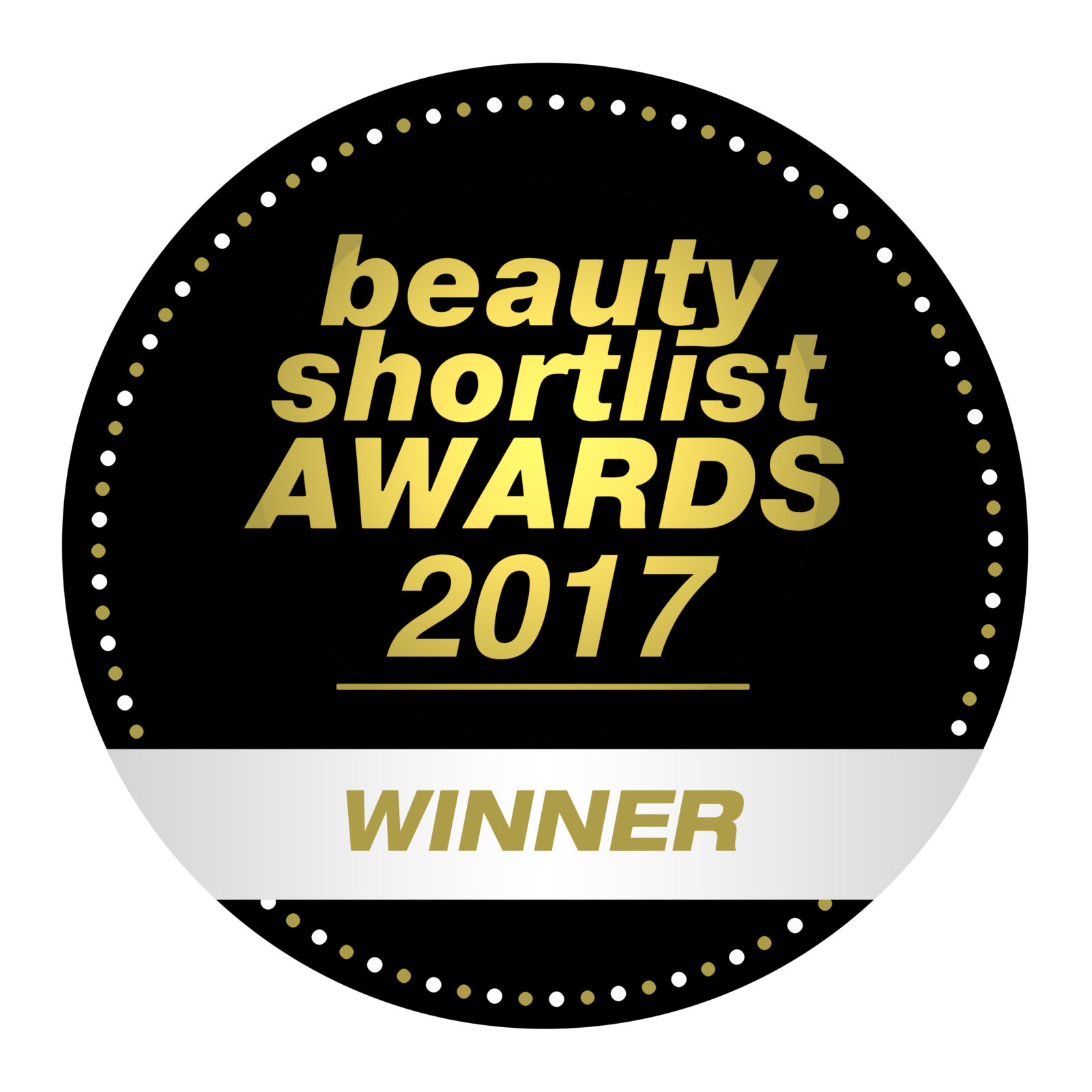 Winner 2017 Beauty Shortlist Award