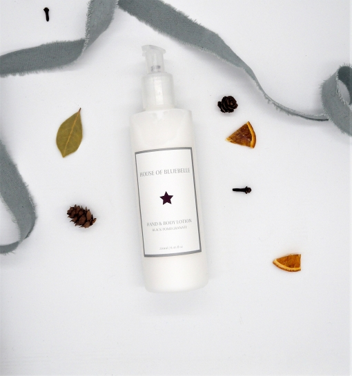 Hand & Body Lotion 1