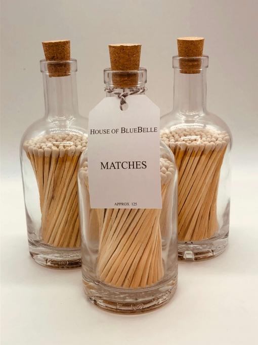 long matches